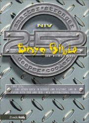 Cover of the Zondervan Boys' Bible